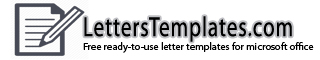 Download Letters Templates For Microsoft Office