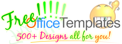 Free Office Templates - More than 500 Templates