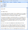 E-mail Message: Sales Letter For Product