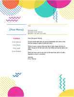 Letterhead Template Word Example