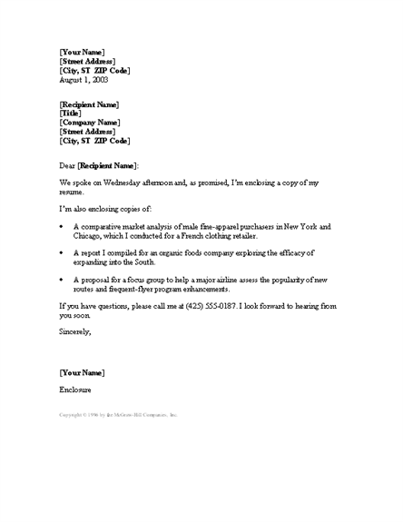 resume cover letter letter templates and open